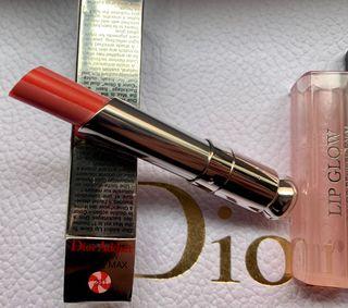 Dior Addict lip glow 201 pink