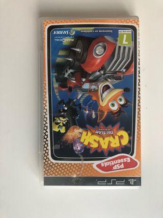 Videojuego para la PSP