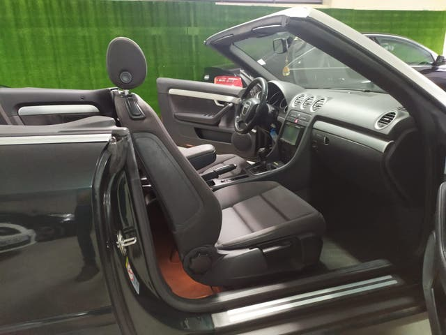 Audi A4 Cabrio 1.8T 163cv PRECIO NEGOCIABLE
