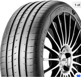 Goodyear eagle f1 305/30ZR21 104Y XL