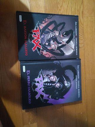 Pax (Los 2 libros)