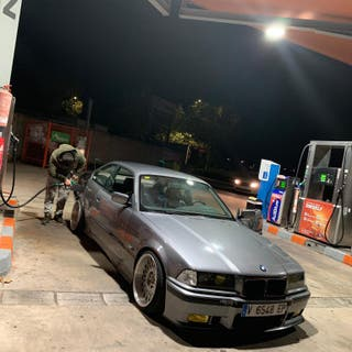 BMW e36 318 is, swap 325i