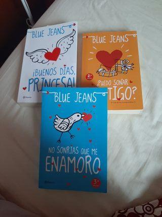 libro Blue Jeans