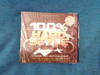 OFERTA 11/08/20 100% HARDSTYLE 2CD MIX BY ARZADOUS