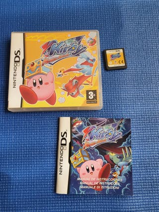 Kirby mouse attack ds