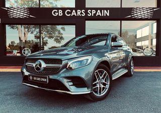 Mercedes-Benz GLC Coupé 2017 AMG