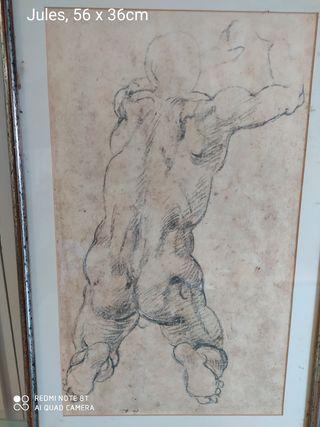 cuadros originales del pintor Jule