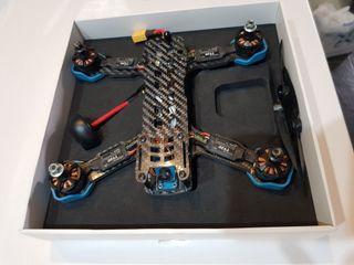DRONE CARRERAS DIATONE TYRANT 215