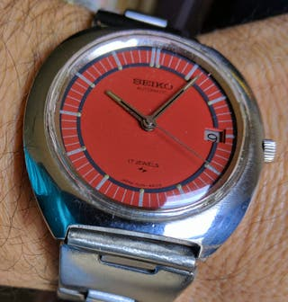 Reloj Seiko automático 7005-8150 40 mm