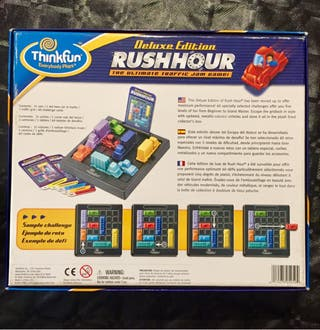 Juego de mesa RushHour