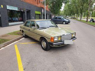 Mercedes 300D W123 1985