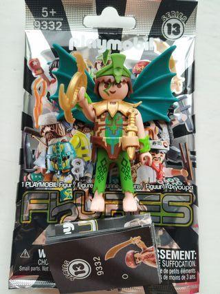 Playmobil 9332 Serie 13 Guerrero alado