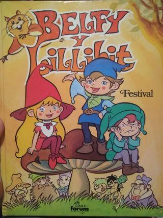Belfy y Lillibit. Festival.