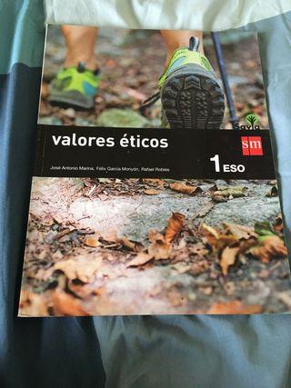 ISBN: 978-84-675-7618-4. Ética 1 Eso