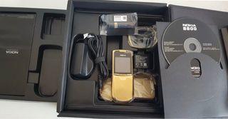 Nokia 8800 - Gold