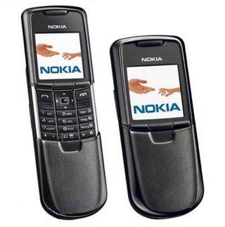 Nokia 8800 - Black