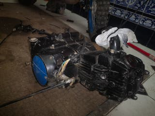 motor pit bike 125