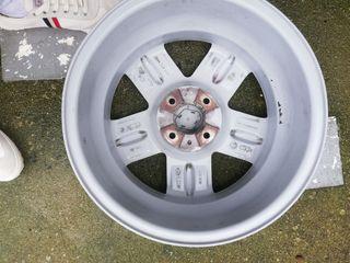 """Llantas de aluminio 15 """" Originales Renault"""
