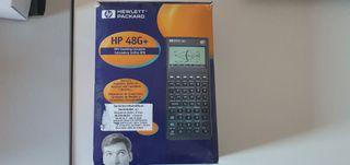 CALCULADORA CIENTIFICA PROGRAMABLE HP 48G+