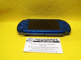 Consola psp 2000 azul (PIEZAS)