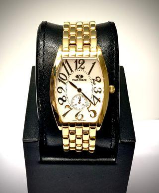 Reloj de oro 18klts Time Force