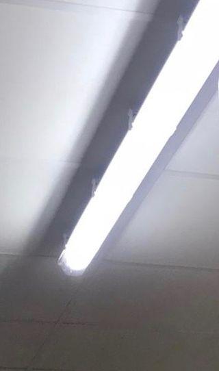 Tubo led, luz led