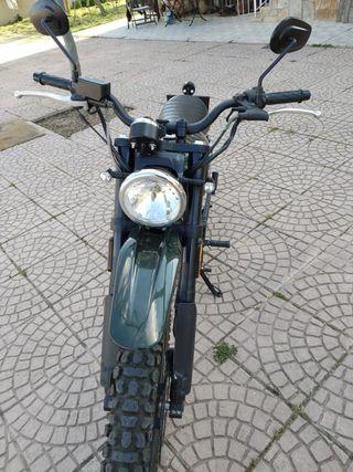 Hanway Scrambler 125cc
