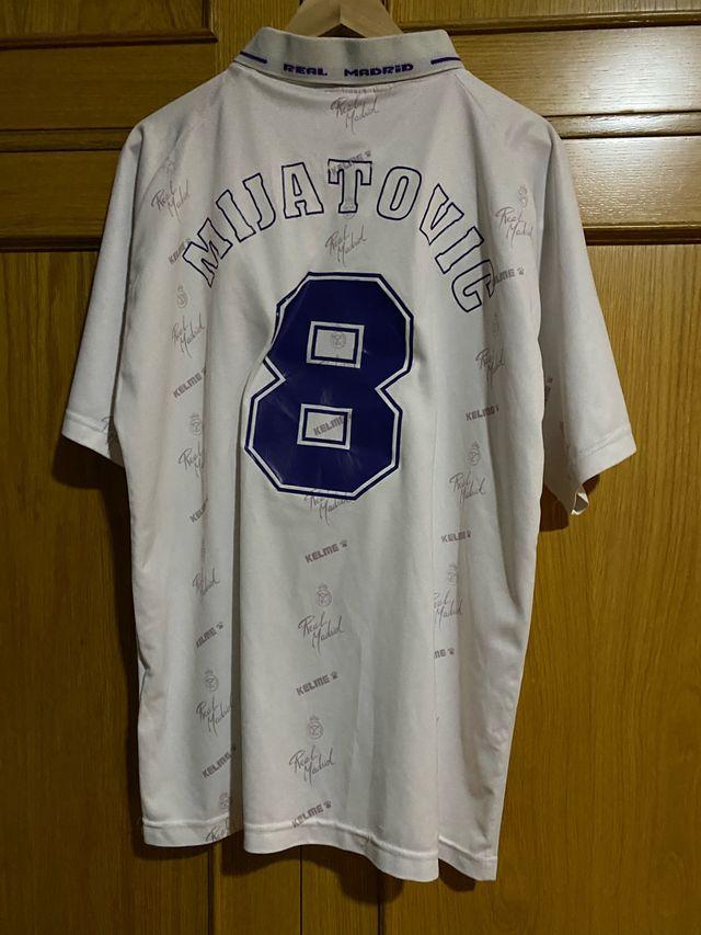 Camiseta Real Madrid vintage