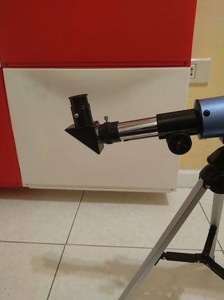 Telescopio de mesa edu science