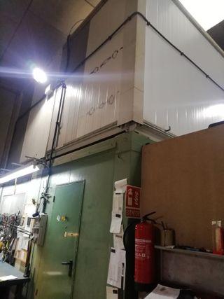 Módulo prefabricado, caseta