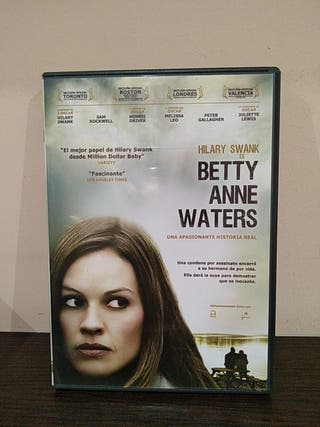 BETTY ANNE WATERS DVD