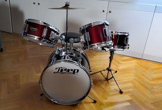 batería instrumental niño