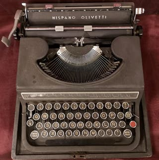 Hispano Olivetti Studio 46