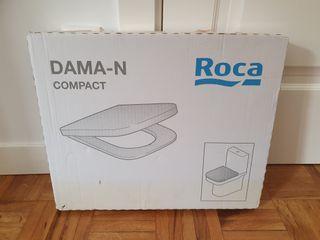 NUEVO - Tapa y asiento inodoro Roca modelo Dama-N