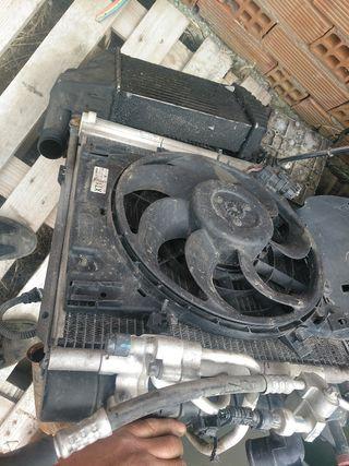 radiador Astra h