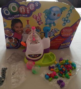 oonies juego de globos