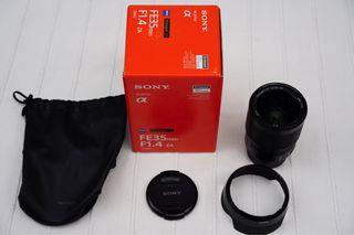 Sony Zeiss 35/1.4