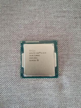 Procesador Intel I5-4570 3,2GHz Soquet 1150