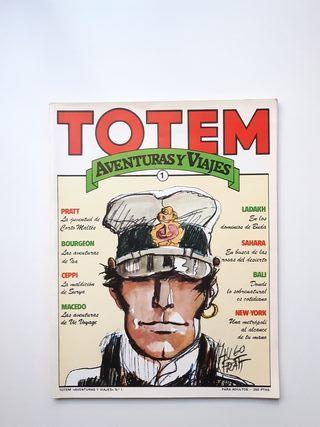 TOTEM - AVENTURAS Y VIAJES No. 1