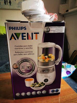Philips Avent 4 en 1 robot cocina