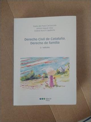 Derecho civil de Cataluña. Derecho de familia
