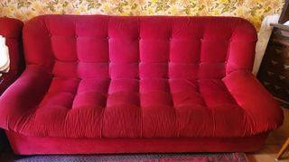Sofá y sillones vintage. URGE .