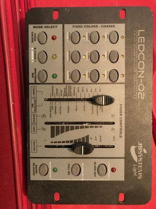CONTROLADOR FOCOS LED LEDCON-02