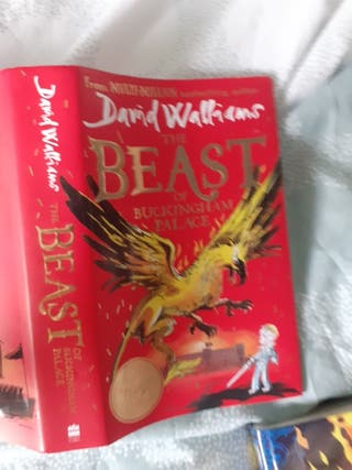 The Beast by David Walliams