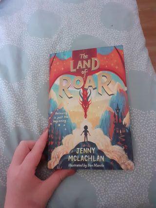 Roar by Jenny mclachlan