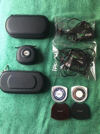 Pack Juegos y Accesorios PSP