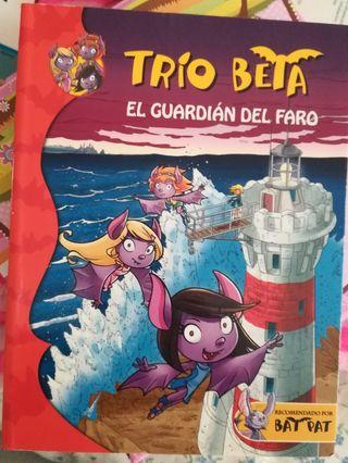 """lectura niños infantil primaria. """"TRIO BETA"""""""