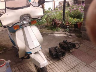 Scooter Derbi Ds 50cc