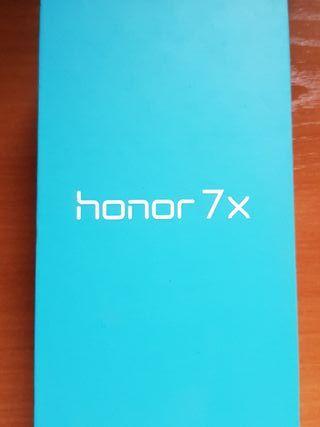 Caja vacía Honor 7X