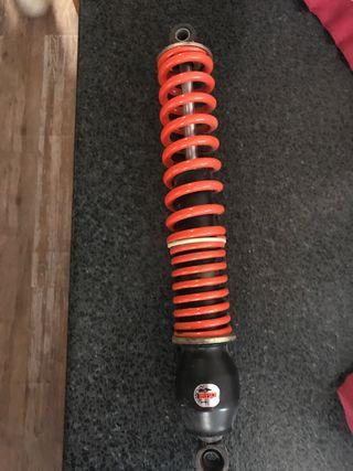 amortiguador trasero puch cobra m82